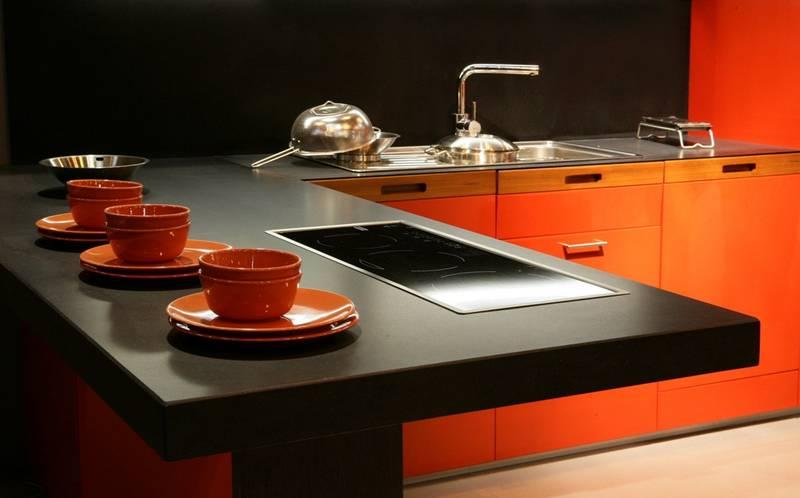 kunststein arbeitsplatte silestone. Black Bedroom Furniture Sets. Home Design Ideas